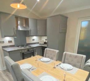Seven Springs Lodge kitchen